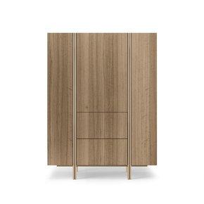 Edge Wood Cabinet