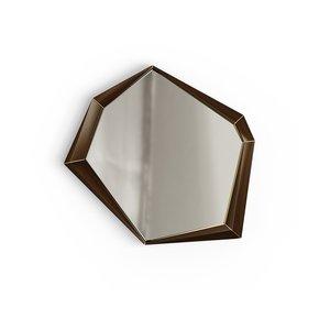 Opera Wood Mirror