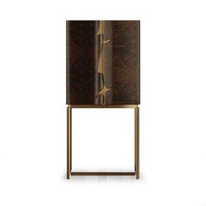 Husk Wood Cabinet