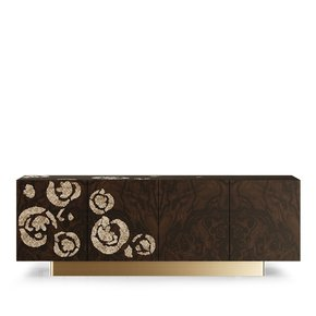Moss Wood Sideboard