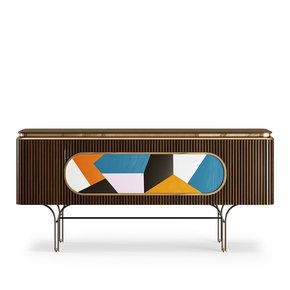 Bailey Wood Sideboard