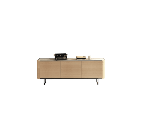 Wooden sideboard with doors momocca treniq 1 1577183263061