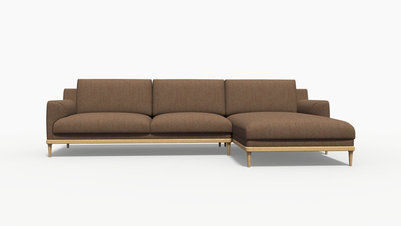 Aquia sofa with chaise bow and arrow treniq 1 1578652444025