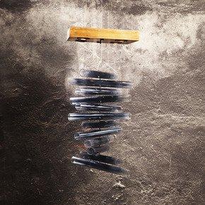 Charcoal Bohemia Pendant Lamp - Hive Home - Treniq