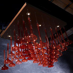 Convergence Chandelier - Hive Home - Treniq