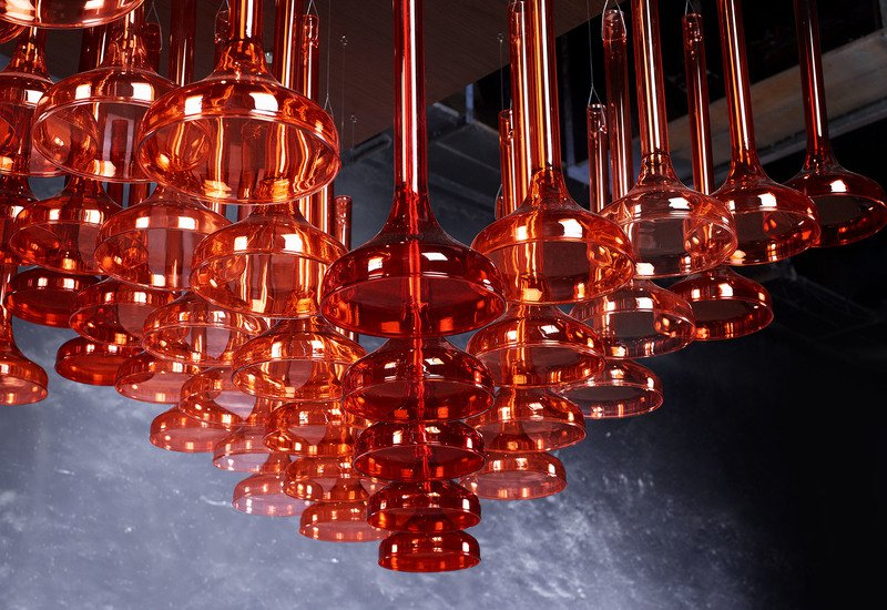 Convergence chandelier hive home treniq 2