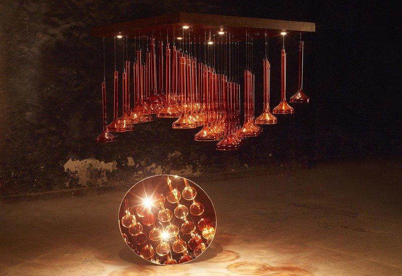 Convergence chandelier hive home treniq 5