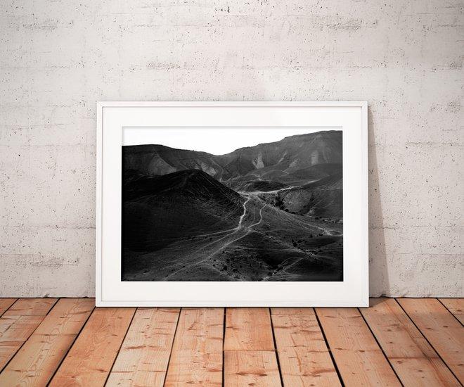 Mountains of the judean desert 5   limited edition fine art print 2 of 10 tal paz fridman treniq 1 1580223835631