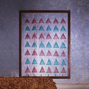 Polygona Wall Lamp - Hive Home - Treniq