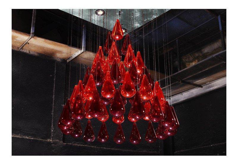 Prism of light chandelier hive home treniq 1