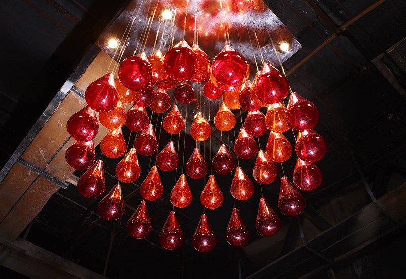 Prism of light chandelier hive home treniq 2