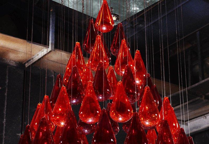Prism of light chandelier hive home treniq 3