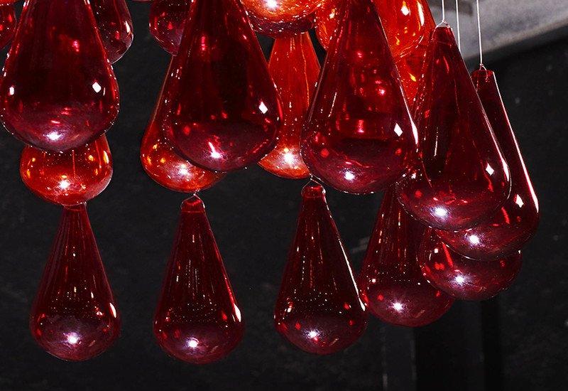 Prism of light chandelier hive home treniq 5