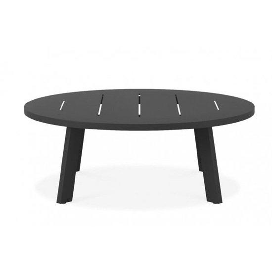 Vento aluminium round coffee table triconville treniq 1 1580967652032