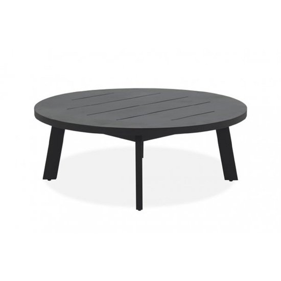 Vento aluminium round coffee table triconville treniq 1 1580967652033