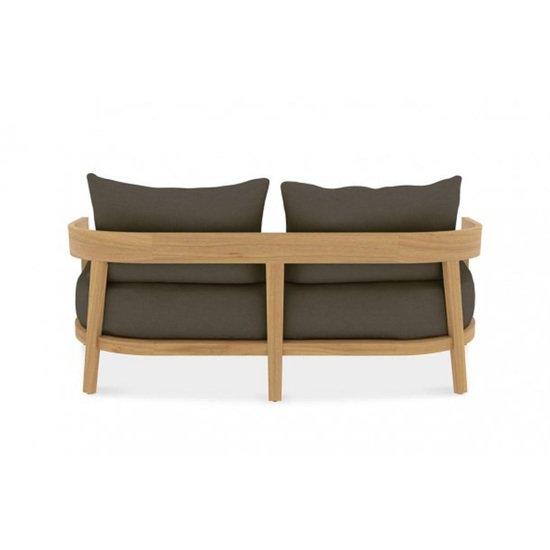 Vento teak sofa 2 seater triconville treniq 2 1580971140430