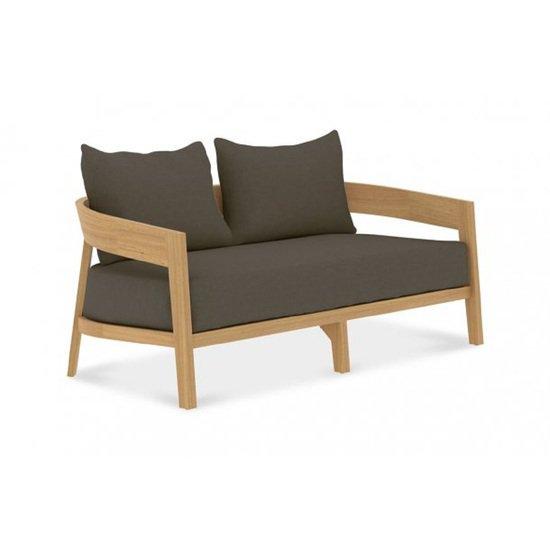 Vento teak sofa 2 seater triconville treniq 2 1580971140431