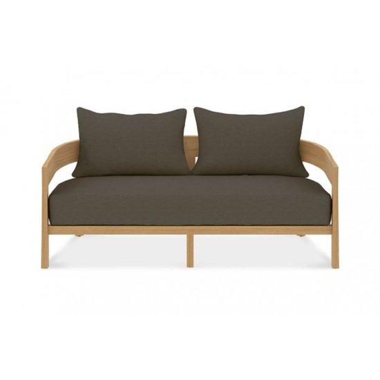 Vento teak sofa 2 seater triconville treniq 2 1580971140432