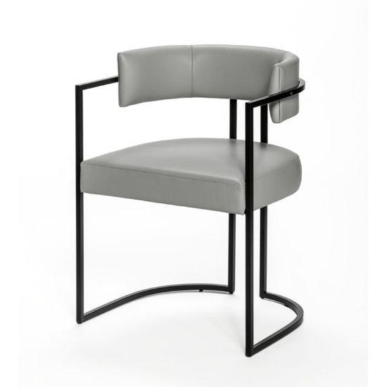 Duistt   julius iron small chair 1