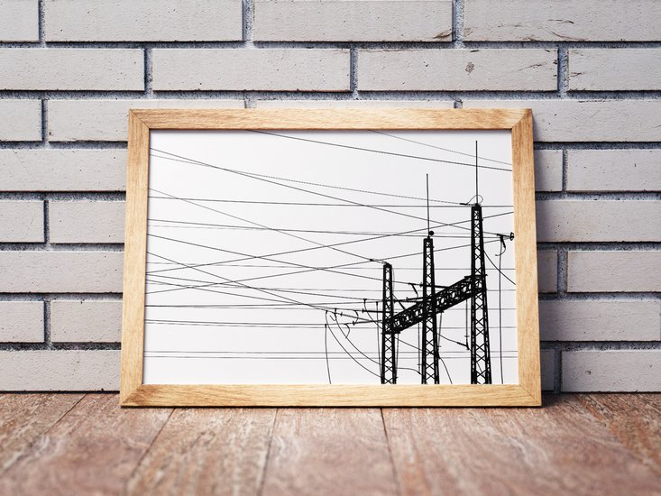 Electricity plant   limited edition fine art print 1 of 10 tal paz fridman treniq 1 1580999867797