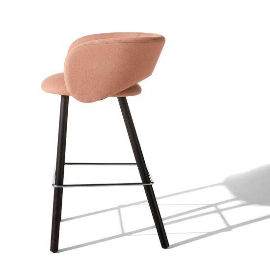 Maui stool   wooden legs albaplus (a brand of metalmeccanica alba s.r.l.) treniq 1 1581341035535