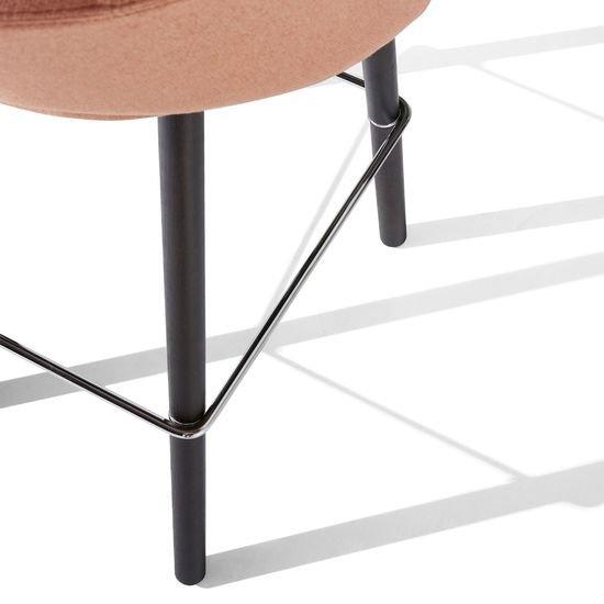 Maui stool   wooden legs albaplus (a brand of metalmeccanica alba s.r.l.) treniq 1 1581341047200
