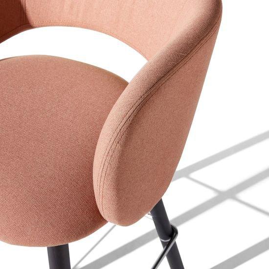 Maui stool   wooden legs albaplus (a brand of metalmeccanica alba s.r.l.) treniq 1 1581341050286