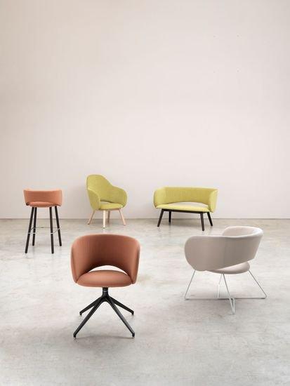 Maui stool   wooden legs albaplus (a brand of metalmeccanica alba s.r.l.) treniq 1 1581341059273