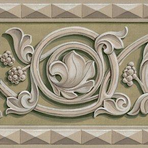Wallpaper-Border,-Medieval-Scrolls-By-Fiorentini-Design_Fiorentini-Design_Treniq_0