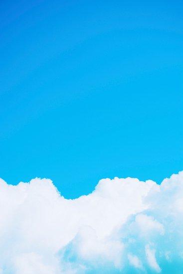 Blue clouds i   limited edition fine art print 1 of 10 tal paz fridman treniq 1 1581522479415
