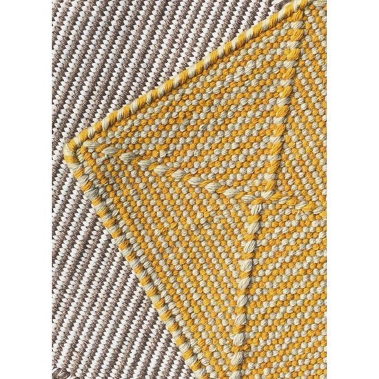 Claire gaudion recycled plastic bottle rugs 2