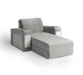 Luxor Theater Chaise Longue
