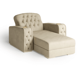 Chest Theater Chaise Longue