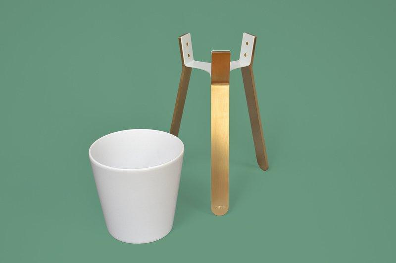 Syml brass plant stand jam furniture treniq 1 1582229041681