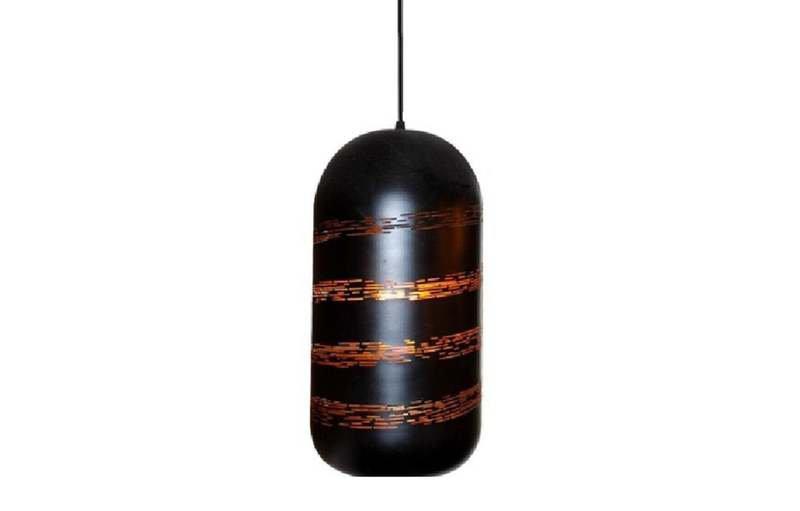 Modern pendant light  metal pendant lights  iron   contemporary  suspended wood mosaic ltd treniq 1 1582294677106