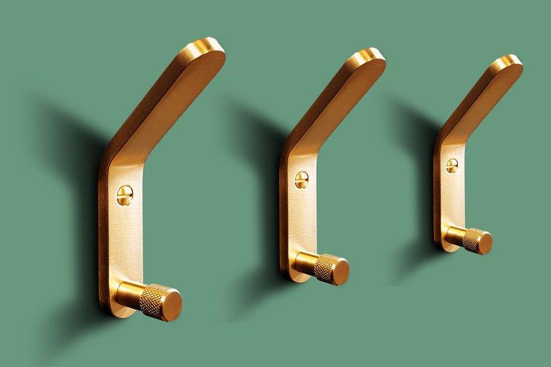 Jam solid brass wall hook jam furniture treniq 2 1582535514726