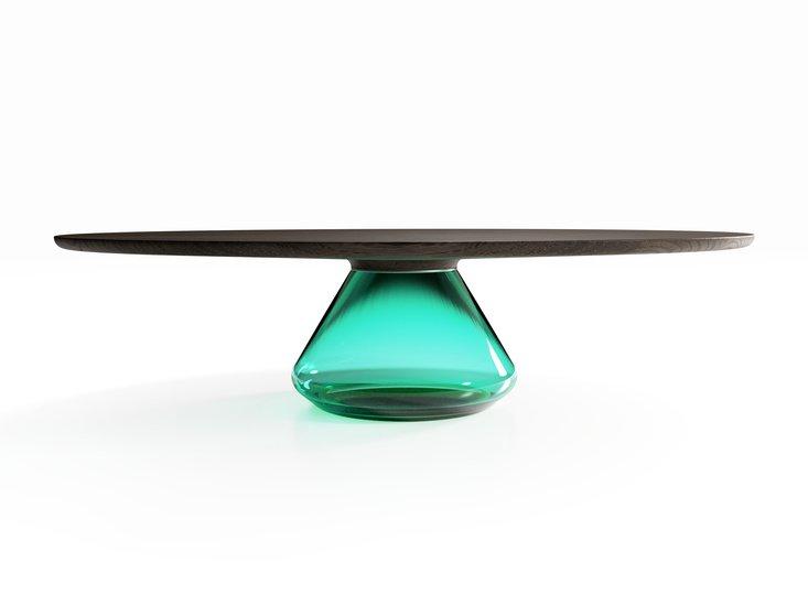 %22emerald eclipse%22 modern coffee table ft glass   dark oak by grzegorz majka mgm project grzegorz majka treniq 1 1582792479693