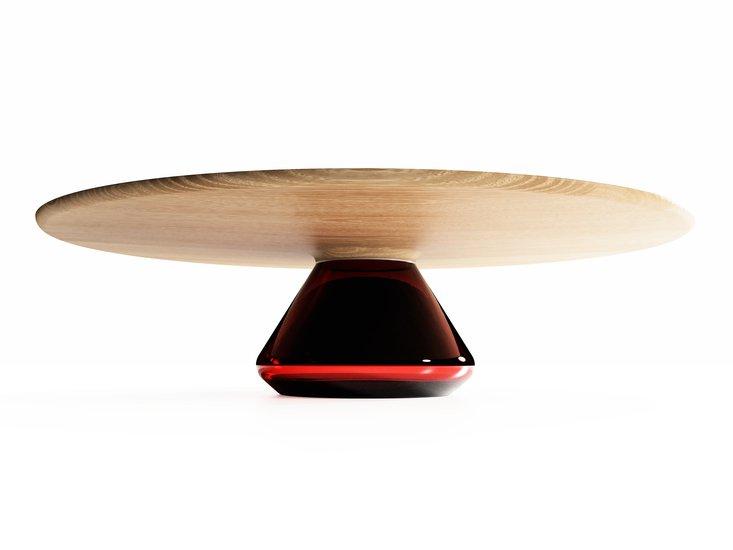 %22ruby eclipse%22 modern coffee table ft glass   oak by grzegorz majka mgm project grzegorz majka treniq 1 1582794511791