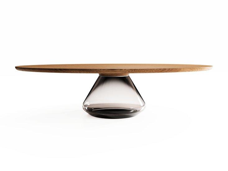 %22smoky eclipse%22 modern coffee table ft glass   oak by grzegorz majka mgm project grzegorz majka treniq 1 1582795258713