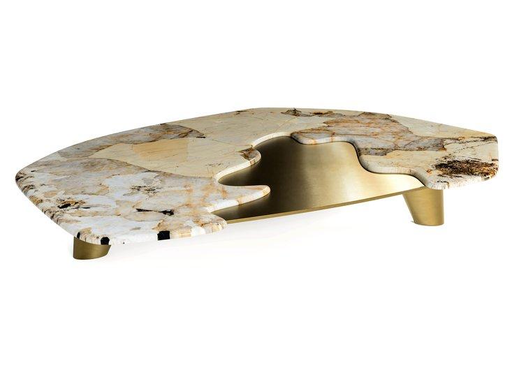 The elements modern center table ft. patagonia quartz   brass by g.majka mgm project grzegorz majka treniq 1 1583147733126