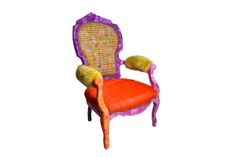 Boucle chair goshhh treniq 1