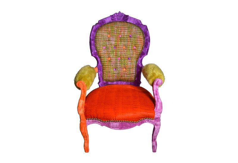 Boucle chair goshhh treniq 2