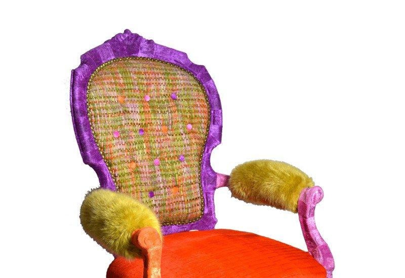 Boucle chair goshhh treniq 3