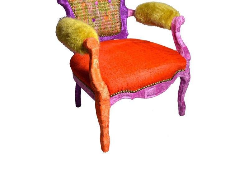 Boucle chair goshhh treniq 4