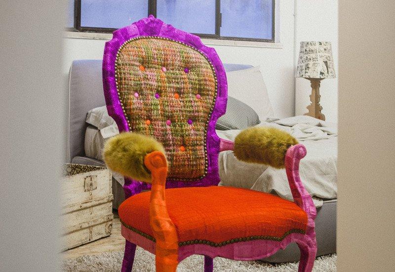Boucle chair goshhh treniq 7