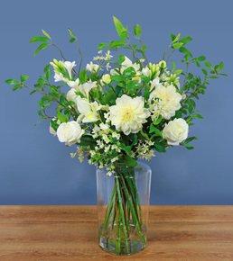 Wild Jasmine and Roses
