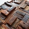 Wooden tiles  reclaimed  wood tile  wall covering  wall tiles  wood mosaic wood mosaic ltd treniq 11 1588182195551