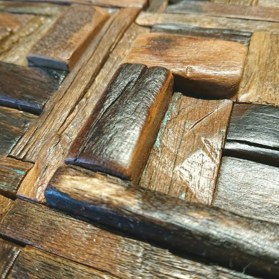 Wooden tiles  reclaimed  wood tile  wall covering  wall tiles  wood mosaic wood mosaic ltd treniq 8 1588182396264