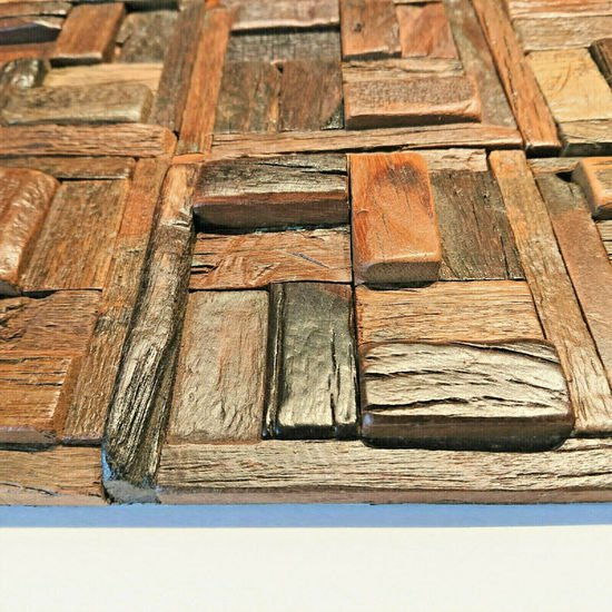 Wooden tiles  reclaimed  wood tile  wall covering  wall tiles  wood mosaic wood mosaic ltd treniq 8 1588182396260