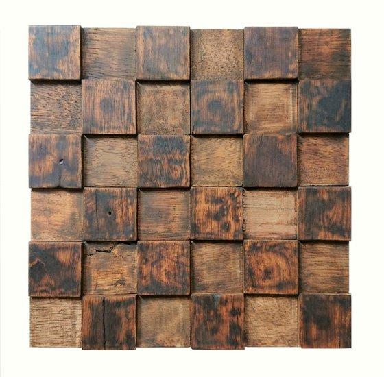 Reclaimed wood wall tiles  wall covering  wood mosaic wood mosaic ltd treniq 7 1588182758133